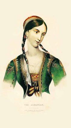 The Albanian 1820   A. L. Larue