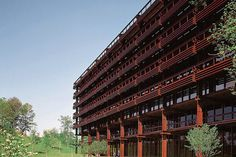 John Deere company's headquarters –Eero Saarinene architects, Moline, Illinois