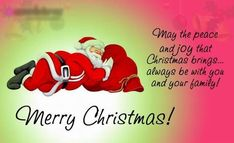 Mery Christmas May Peace And Joy Be With Your Family