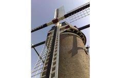 Overnachten in een molen? Deze authentieke korenmolen in Zeeland is omgetoverd tot een bijzonder verblijf voor 2 tot 10 personen!