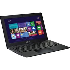 "Asus Vivobook X200MA-KX366B 11.6"" Intel N2830 2GB 500GB Black Ultrabook cheap laptop"