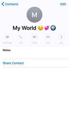 Message Call, My World, Notes, Chart, Messages, Report Cards, Notebook, Text Posts