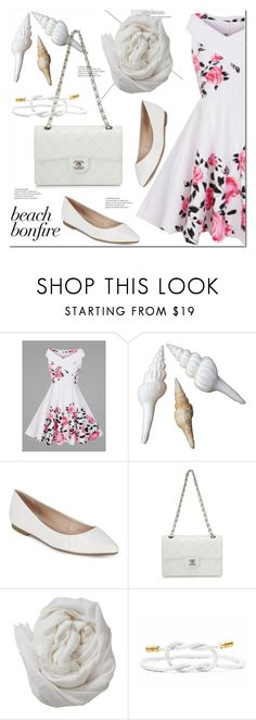 """""""Без названия #3003"""" by ilona-828 ❤ liked on Polyvore featuring BCBGeneration, Chanel, Brunello Cucinelli and beachbonfire"""