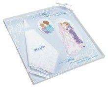 Ook voor moeders tranen van geluk een zakdoekje - wat een lief cadeautje!