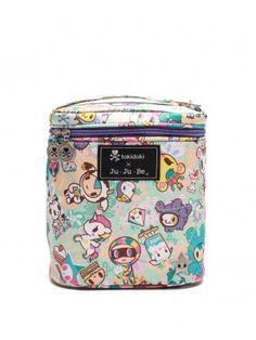 tokidoki x Ju.Ju.Be Fuel Cell Lunchbag Perky Toki