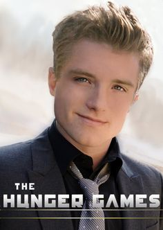 """She has no idea. The effect she can have.""-Peeta Mellark    He is the most perfect boy ever!!"
