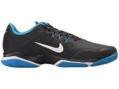 promo code 46173 74c4c Nike Air Zoom Ultra Black White Light Photo Blue Men s Tennis Shoes Review  Photo