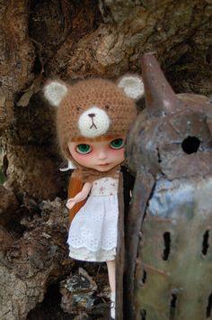 Ooak custom Blythe  Lily di Lilleprincesse su Etsy, €365.00