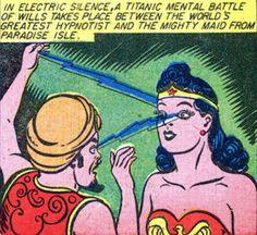 Hypnosis battle