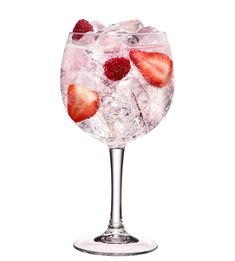 Our post on the Gordon's Pink Gin launch proved so popular a Prosecco cocktail featuring your new favourite gin seemed the next best cocktail recipe! Cocktails Gordon's Pink Gin Spritz Prosecco Cocktail Gin And Prosecco Cocktail, Gin Cocktail Recipes, Prosecco Cocktails, Cocktail Drinks, Pink Prosecco, Party Drinks, Sangria, Limoncello Cocktails, Party