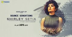 Groove with the Indo-Kiwi Youtube Singing Star #ShirleySetia #Benagaluru Shirley Setia, Kiwi, Books Online, Event Ticket, Things That Bounce, Singing, Events, Star, Concert