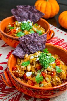 dinner on Pinterest | Turkey Chili, Pumpkin Recipes and ...