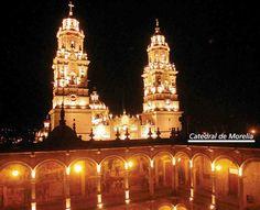 Morelia, Mexico  los arcos, hermoso
