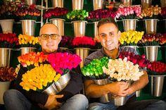 Aroma Essencial: Uma boa ideia: Rosas de madeira perfumadas