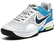new arrival 9cec2 eba8d Nike Air Max Cage Grey Blue Men s Shoe Tennis Warehouse, Nike Air Max,