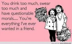 Funny E Card about my friend Funny pictures