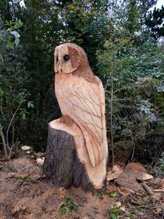 Chainsaw Wood Carving, Wood Carving Art, Driftwood Sculpture, Tree Sculpture, Chain Saw Art, Wood Carving For Beginners, Simple Wood Carving, Heavy Metal Art, Technical Illustration