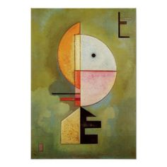 Wassily Kandinsky Upward painting is shipped worldwide,including stretched canvas and framed art.This Wassily Kandinsky Upward painting is available at custom size. Art And Illustration, Kandinsky Art, Wassily Kandinsky Paintings, Ouvrages D'art, Art For Art Sake, Henri Matisse, Art History, Contemporary Art, Abstract Art