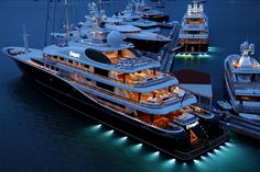 Living the life! Super yacht Perfect for F1 Monaco Grand Prix...