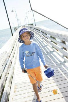 Cappelli estivi per bambini con protezione solare anti UV UPF50+ Coolibar