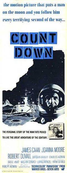 1960s Sci-Fi Movies   Countdown