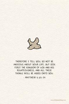 Matthew 6:25-34 | Flickr - Photo Sharing!