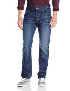 Joes Jeans Mens The Brixton Slim Fit Straight Leg Jean, Dunstan, 32x34