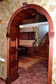 Resultado de imagen para межкомнатные арки Door Frames, Design Concepts, Woods, Ceiling, House Design, Interiors, Furniture, Ideas, Home Decor