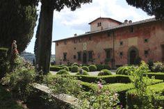 Villa Vignamaggio in Greve, Chianti, Tuscany, Italy