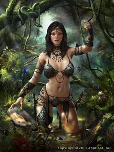 Alex Negrea est un talentueux illustrateur de 25 ans. Cet artiste Roumain travaille essentiellement dans l'industrie du jeu vidéo. Son univers de prédilection est la fantasy. Il dessine des personnages et créatures haut en couleurs. Pour voir davantage de digital paintings, visitez son blog et son CGHUb.