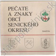 Pečate a znaky obcí Senického okresu