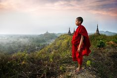 A fascinating place I'd love to visit: Mrauk U, Myanmar.  Visit us at www.visitmm.com