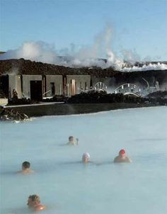 Iceland, Geysers .. best wellness center!