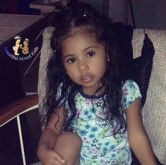 Lilah Rose - 4 Years • Mexican & African American ❤
