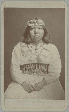Daughter of Captain Tom - Maidu – 1874
