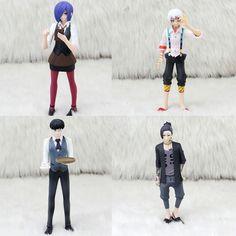 17.21$  Watch now - http://aliq4t.shopchina.info/1/go.php?t=32673375079 - Anime Tokyo Ghoul Figure 15cm Kaneki Ken Touka Kirishima Uta Juzo Suzuya Rei PVC Action Figure Collectible Model Toy With Box 17.21$ #SHOPPING