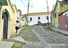 Calles de Quetzaltenango