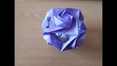 Origami Diagrams, Oragami, Paper Stars, Jewelry Making, How To Make, Crafts, Videos, Youtube, Design