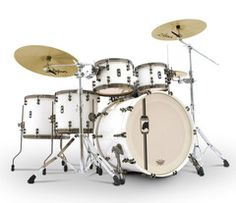 Mapex Black Panther White Widow 5-Piece Shell Pack
