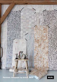 Remixed Wallpaper by Arthur Slenk for NLXL