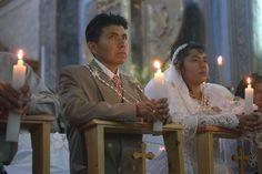 A wedding couple - Oaxaca