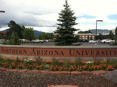 Trip to Northern Arizona University