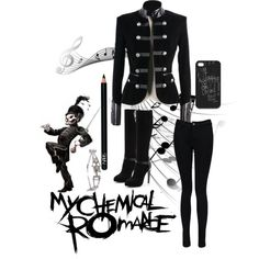 My Chemical Romance (The Black Parade) outfit