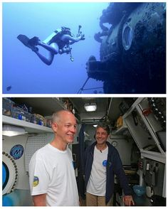 Join us tomorrow at 3:30pm EST for a Google Hangout with Fabien Cousteau!  Fabien is currently breaking new ground in ocean exploration by spending 31 days living and working in the world's only underwater research lab, Aquarius!