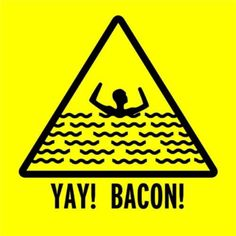Hands up if you love #bacon!