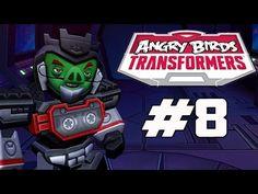 Angry Birds Transformers - Part 8 (Unlocking Soundblaster) iOS Gameplay