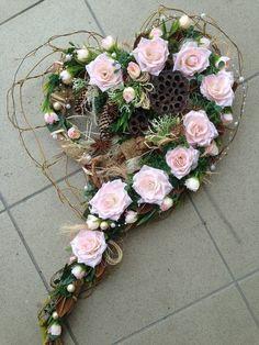 Srdiečko dekoracie 70cm-pre Ivanku / anad333 - SAShE.sk - Handmade Dekorácie