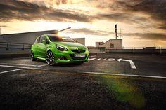 Opel Corsa OPC NRE by Frederic Shlosser