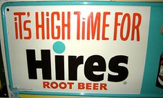 Love me some old metal ad signs