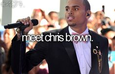 meet chris brown.